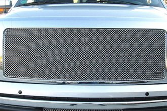 GrillCraft® - SW Series Polished Heavy Mesh Grille Insert