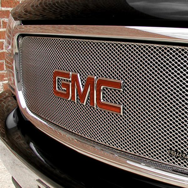 GrillCraft® - MX Series Silver Fine Mesh Grille Replacement (With Cutting)