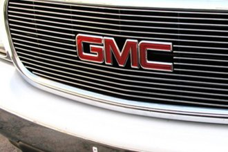 GrillCraft® GMC2014-BAO - 1-Pc BG Series Polished Billet Main Grille