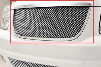 GrillCraft® GMC2021S - 1-Pc MX Series Silver Fine Mesh Main Grille