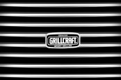 Image may not reflect your exact vehicle! GrillCraft® - 2-Pc BG Series Polished Billet Main Grille