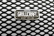 Image may not reflect your exact vehicle! GrillCraft® - 4-Pc MX Series Black Fine Mesh Main Grille
