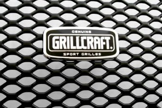 GRILLCRAFT� - MX-Series Black Mesh Grille