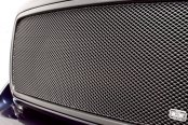 Image may not reflect your exact vehicle! GrillCraft® - MX Series Black Fine Mesh Grille