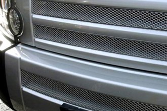 GrillCraft® - 3-Pc MX Series Silver Fine Mesh Grille Kit