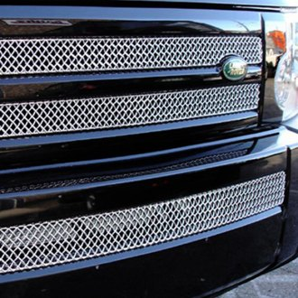 GrillCraft® - 3-Pc SW Series Polished Heavy Mesh Grille Kit