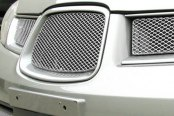GrillCraft® - 4-Pc MX Series Silver Fine Mesh Grille Kit