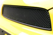 GrillCraft® - MX Series Black Fine Mesh Grille Insert (W/O Cutting)