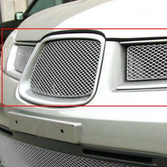 GrillCraft® - 3-Pc MX Series Silver Fine Mesh Main Grille