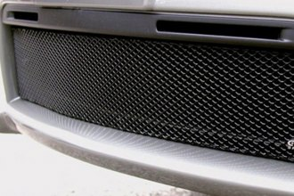 GrillCraft® SUB1720B - 1-Pc MX Series Black Fine Mesh Bumper Grille