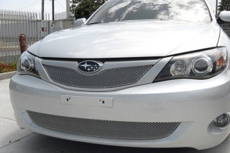 GrillCraft® - MX Series Silver Fine Mesh Grille Insert Replacement