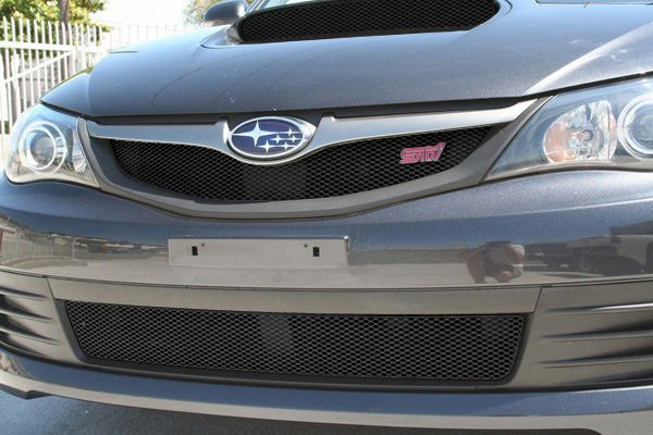 GrillCraft® - MX Series Black Fine Mesh Grille Insert Replacement