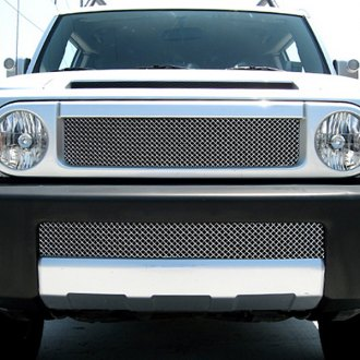 GrillCraft® - SW Series Polished Heavy Mesh Grille