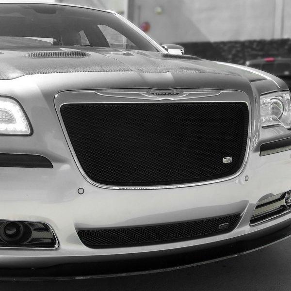 Chrysler 300 2013 2-Pc MX Series Black Fine