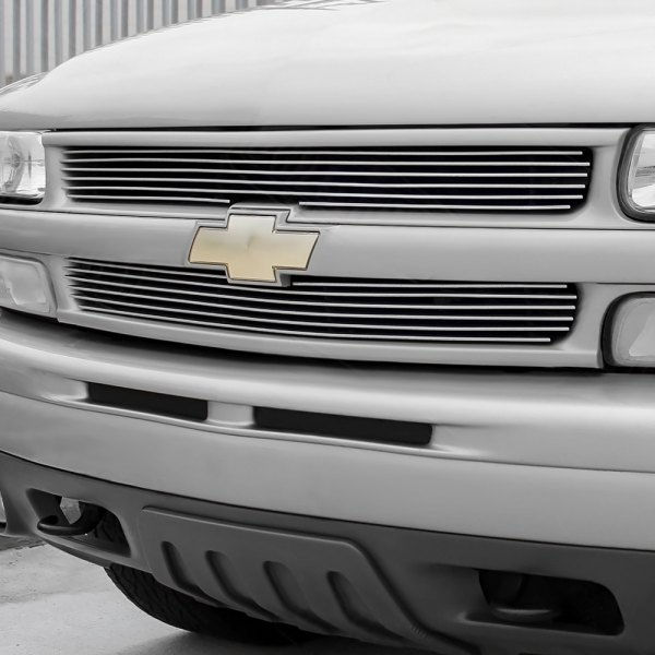 Chevy Tahoe 2003 2-Pc BG Series Polished