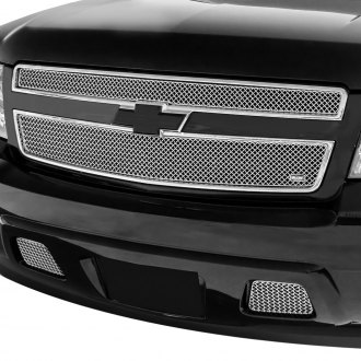 Grillcraft® - 2-Pc SW Series Polished Heavy Mesh Grille