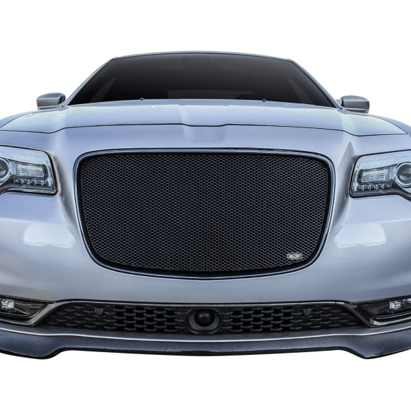Chrysler 300 2015 1-Pc MX Series Black Fine