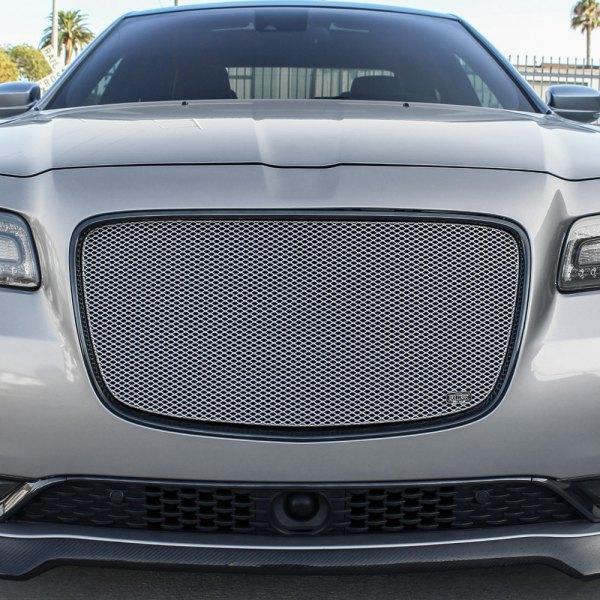 Chrysler 300 2017 1-Pc MX Series Silver Fine