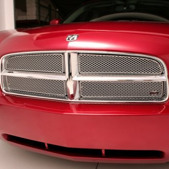 GrillCraft® - MX Series Silver Fine Mesh Grille Kit