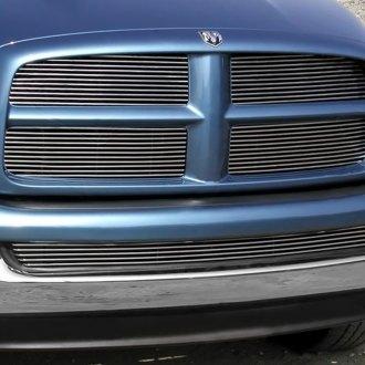 2005 Dodge Ram Custom Grilles Billet Mesh Led Chrome Black
