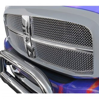 Grillcraft® - 4-Pc SW Series Polished Heavy Mesh Main Grille