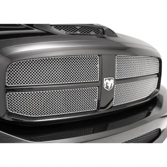 GrillCraft® - 4-Pc SW Series Polished Heavy Mesh Grille