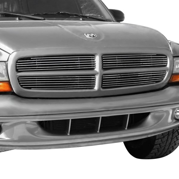 Grillcraft® - 4-Pc BG Series Polished Billet Main Grille