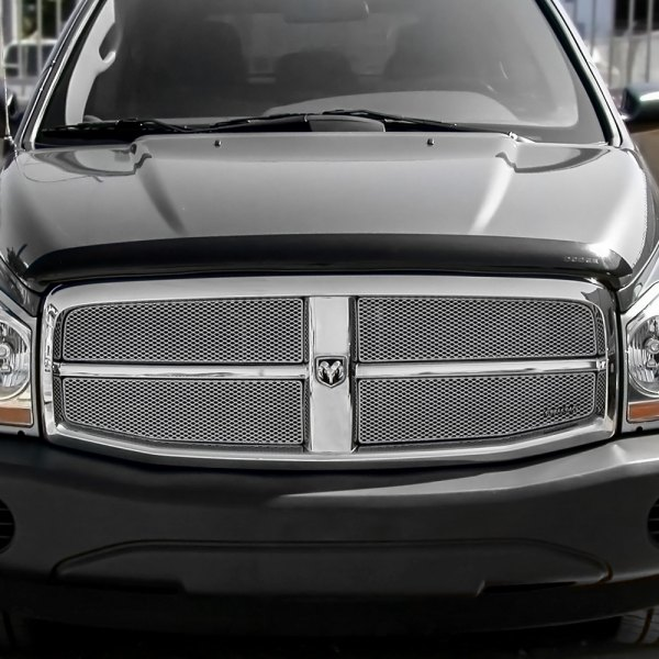 GrillCraft® - 4-Pc MX Series Silver Fine Mesh Main Grille
