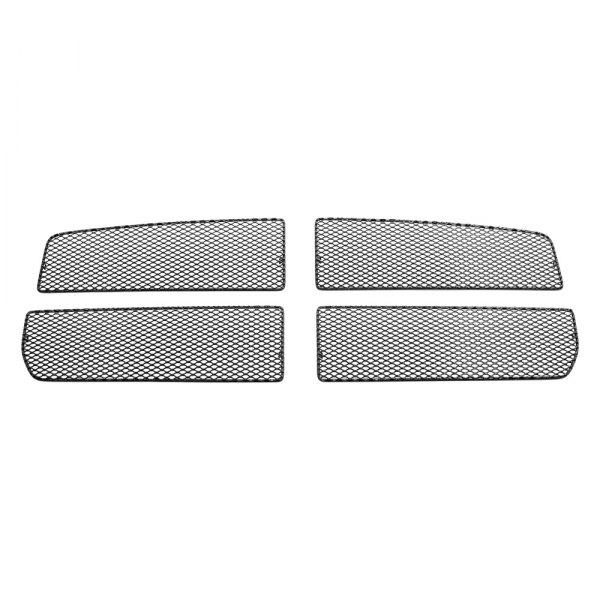 GrillCraft® - 4-Pc MX Series Black Fine Mesh Main Grille