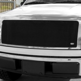 GrillCraft® - 2-Pc MX Series Black Fine Mesh Grille