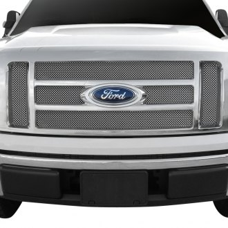 Grillcraft® - 3-Pc SW Series Polished Heavy Mesh Grille