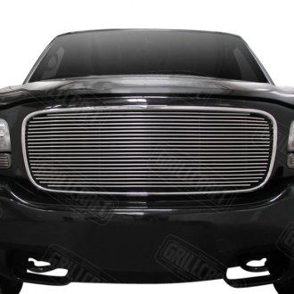 Grillcraft® - 1-Pc BG Series Polished Billet Main Grille