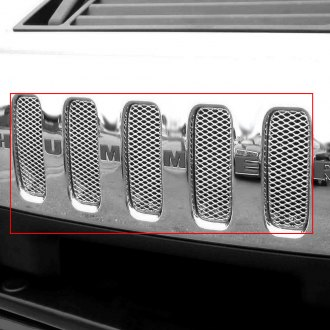 GrillCraft® - 7-Pc MX Series Silver Fine Mesh Main Grille