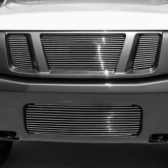 GrillCraft® - 3-Pc BG Series Polished Billet Grille