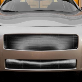 Grillcraft® - 1-Pc BG Series Polished Billet Grille
