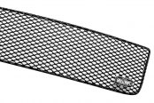 GrillCraft® - 1-Pc MX Series Black Fine Mesh Bumper Grille