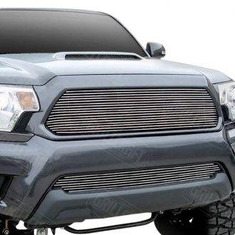 2012 Toyota Tacoma Custom Grilles Billet Mesh Led Chrome Black