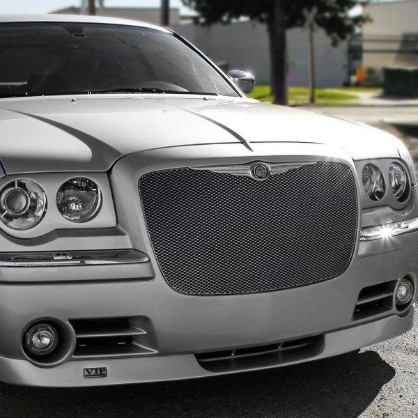 T-Rex® - Chrysler 300 / 300C 2015 1-Pc Black Horizontal ...  |Chrysler 300 Grills