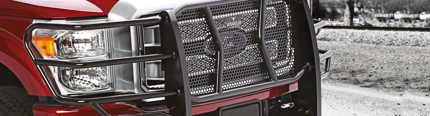 APU Black Bull Bar Bumper Grille Guard Fits 11-13 Dodge Durango