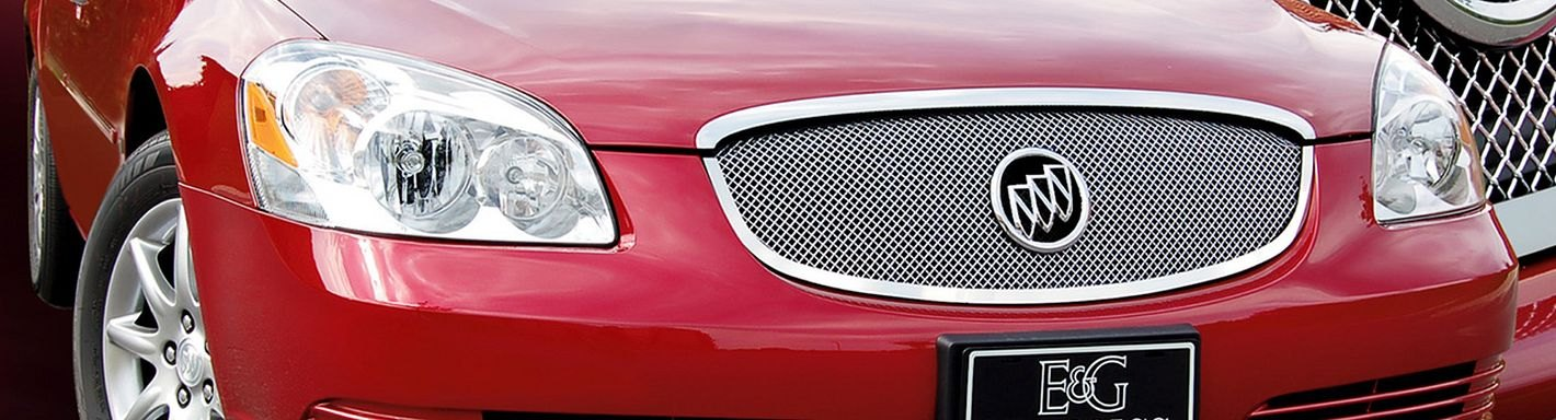 Grille Assembly For 2006-2009 Buick Lucerne 2007 2008 Q425GT GRILLE; CHROME