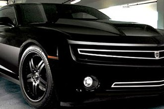 DJ Grilles® - Phantom Hidden Headlight Mesh Grille