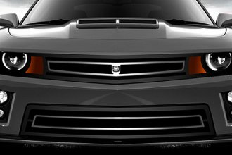 DJ Grilles® - Phantom Urban Edition Black Mesh Grille