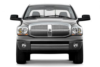 DJ Grilles® - Hole Design Polished Grille