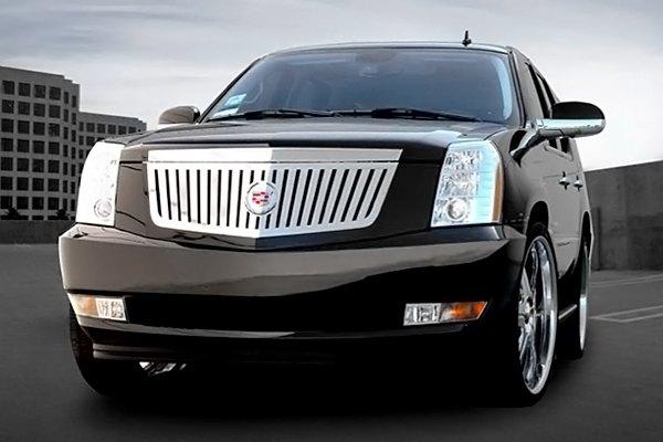 2007 Cadillac Escalade Grille