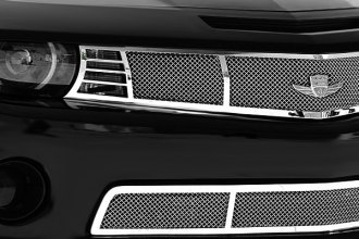 Dresden® - Chrome Mesh Grille Kit