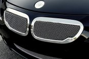 Dresden® - Luxury-Klasse Chrome Mesh Grille Kit