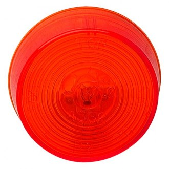 "Grote® - 2"" Round Red Side Marker Light"
