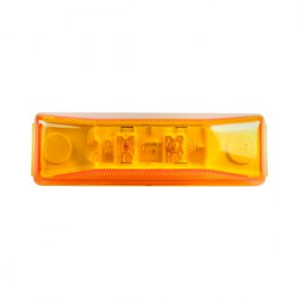 "Grote® - SuperNova™ 4""x1"" Rectangular Amber LED Side Marker Light"