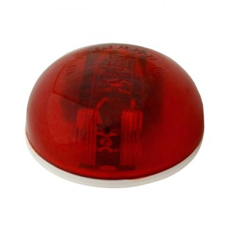 "Grote® - SuperNova™ 2.5"" Round Red LED Side Marker Light"
