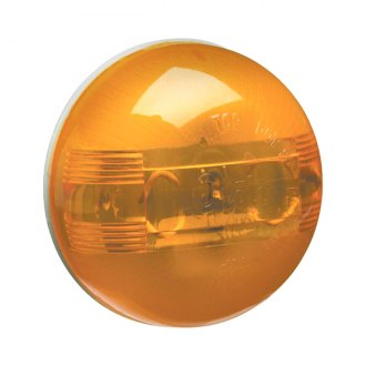 "Grote® - SuperNova™ 2.5"" Round Amber LED Side Marker Light"